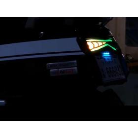 APlus NIU N Rücklicht LED DarkStyle