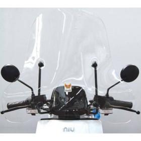 APlus Windschild Isotta NIU N Serie kurz